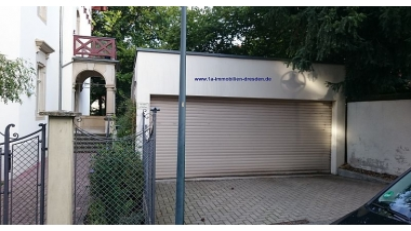 MSt/2362, Doppelparker auf dem Weißen Hirsch in Dresden